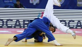 IJF Tbilisi Grand Prix 2016 Day 1 Recap & Photos