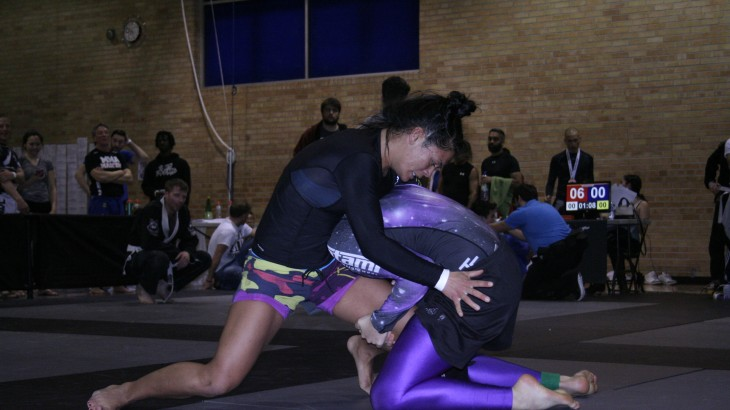 Fighting Like a Girl: Grappling Industries Tournament Submits Stereotypes