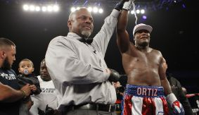 Interim WBA Heavyweight Champ Luis Ortiz Signs Promotional Deal with Matchroom Boxing
