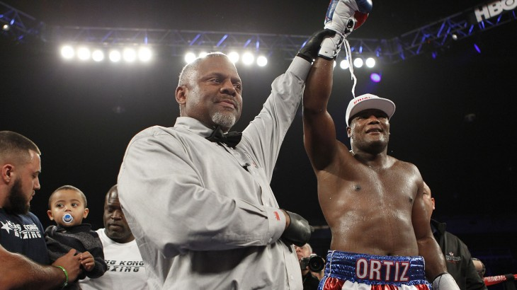 "Luis Ortiz Calls Out WBC HW Champ Deontay Wilder – ""He's Scared"""