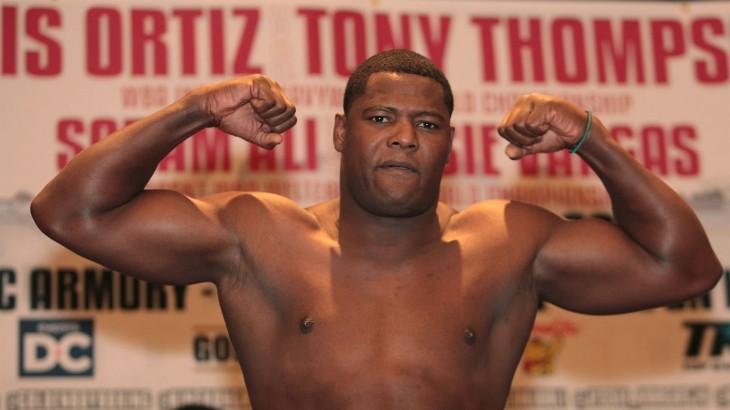 Interim WBA Heavyweight Champ Luis Ortiz Parts Ways with Golden Boy Promotions