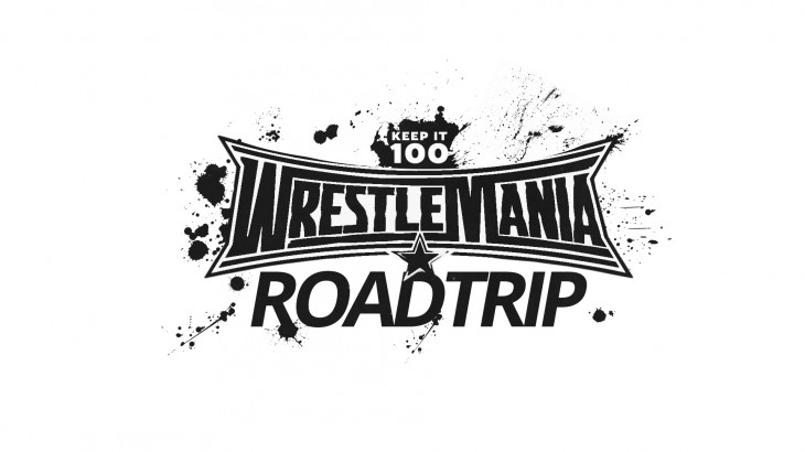 Keep it 100 – WrestleMania Road Trip with Brian Mann & Nate Milton