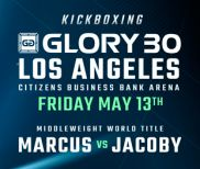 GLORY 30 Los Angeles Results – Simon Marcus Retains Middleweight Title