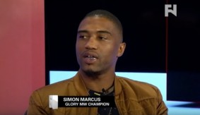 GLORY Champ Simon Marcus on GLORY Rules, Buakaw, Artem Levin Rivalry & More