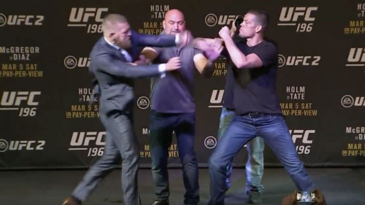 Analyzing the UFC 196 Press Conference Fiasco