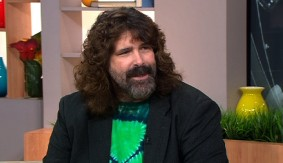 Full Interview – Mick Foley