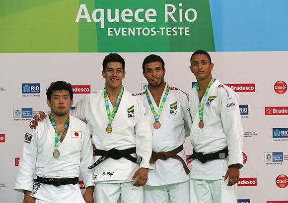 IJF AQUECE Test Event Rio 2016 Day 2 Recap & Photos