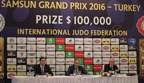 IJF Samsun Gran Prix 2016 Preview