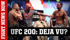 UFC 200: Diaz vs. McGregor Rematch, UFC Vegas: Almeida vs. Garbrandt on Fight News Now