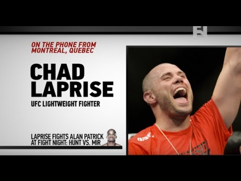 "UFC Fight Night Brisbane: Chad Laprise – ""My Mental Game Has Given Me a Big Edge"""