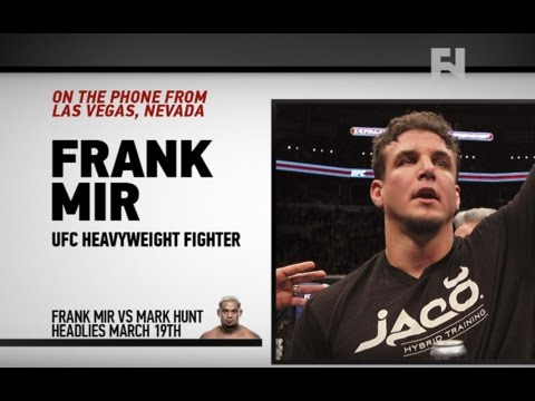 UFC Fight Night Brisbane: Frank Mir 'Can't Be Consumed By Criticism'
