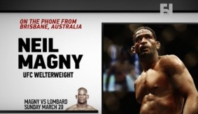 "UFC Fight Night Brisbane: Neil Magny – ""This Is The Year I Make My Title Run"""