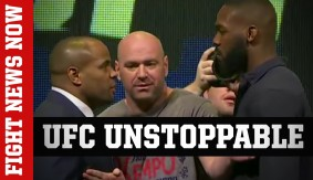UFC Unstoppable: Jones-Cormier, Werdum-Miocic, Cruz-Faber, UFC Ottawa on Fight News Now