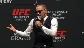 Video – Conor McGregor Says: Fighting Words