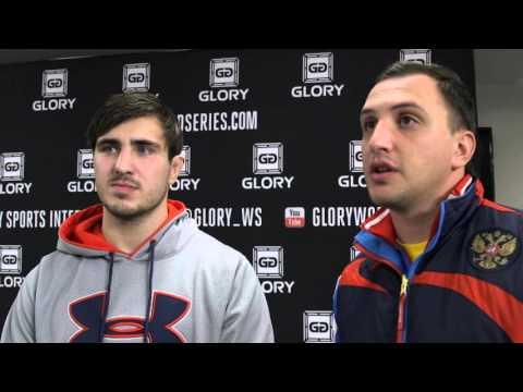 Video – GLORY 28 Paris: Artem Vakhitov Post-Fight