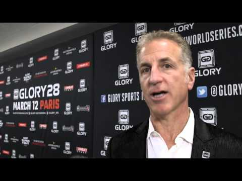 Video – GLORY 28 Paris: CEO Jon J. Franklin on Results, Broadcast Deals