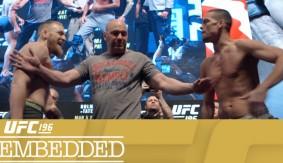 Video – UFC 196 Embedded: Vlog Series Episode 5