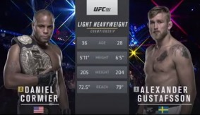 Video – UFC 197 Free Fight: Daniel Cormier vs. Alexander Gustafsson