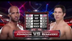 Video – UFC 197 Free Fight: Demetrious Johnson vs. Joseph Benavidez 2