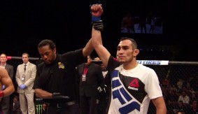 Video – UFC Fight Night Tampa: Tony Ferguson at the FOX Studio