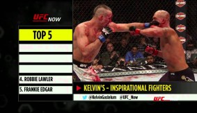 Video – UFC Now: Top 5 Inspirational Fighters