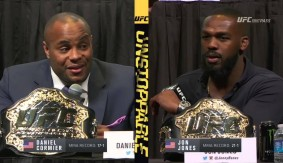 Video – UFC Unstoppable: Press Conference Highlights