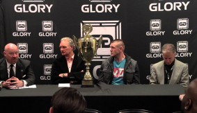 Videos – GLORY 27 Post-Fight Press Conference: Jacoby, Marcus, Franklin & Hemmers