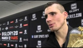 Videos – GLORY 28 Paris: Post-Fight Interviews