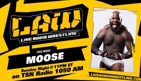April 24 Edition of The LAW – Moose from ROH, The Passing of Joanie Laurer