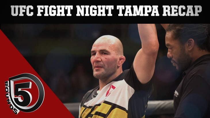 5 Rounds on UFC Fight Night Tampa Aftermath & UFC 197 Preview