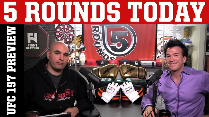 5 Rounds Today – UFC Tampa Fallout, Return of Jon Jones at UFC 197, Bellator 152 & More