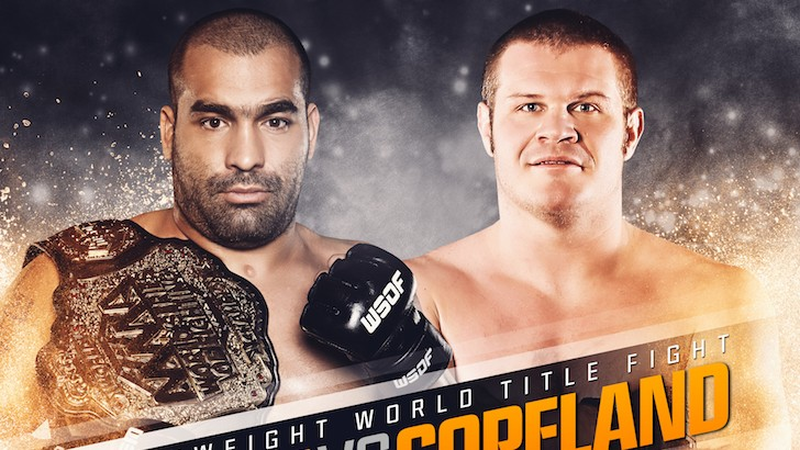 WSOF 31 Main Card Complete with 3 New Bouts