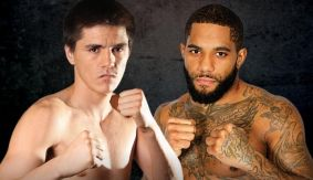 "'Wrestling Fanatic' Curtis Stevens Ready For Teixeira at Canelo-Khan – ""Time For a New Era, New Person, New Identity"""