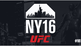 UFC Announces Event at Madison Square Garden in New York on November 12