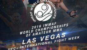 IMMAF World Championships Returns at UFC Fan Expo From July 5 – July 10