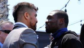 "PBC on FOX: Ortiz vs. Berto Final Press Conference Quotes & Photos – ""He Is Already Defeated"""