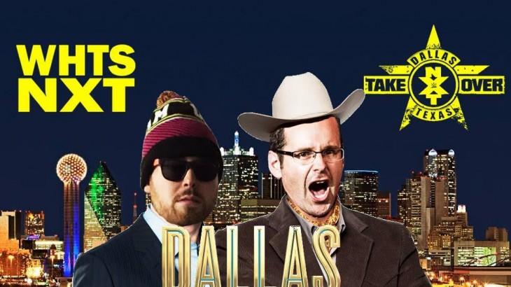 NXT Takeover Dallas Post Show