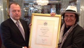 Al Bano Appointed New IJF Ambassador