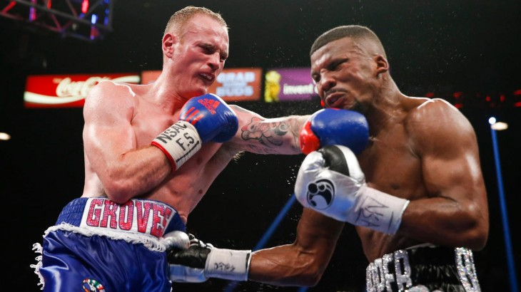 Badou Jack vs. George Groves Full Fight from Showtime Boxing