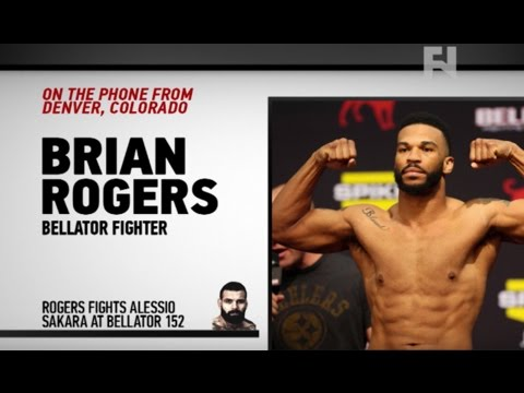 "Bellator 152: Brian Rogers – ""I Bring Exciting Fights"""