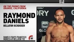 Bellator 152: Raymond Daniels on Karate, Bouts vs. Wonderboy, Page & More