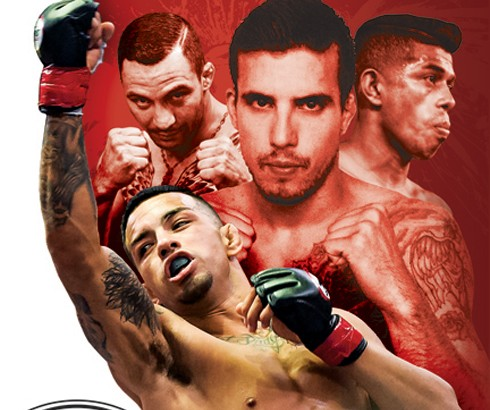 Combate Americas Doubleheader LIVE Monday at 9 p.m. ET on Fight Network