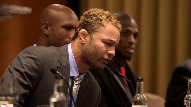 "Daley & Koscheck Exchange Words Ahead of Bellator 158 – ""Only Sight He's Going to See is Inside an Ambulance"""