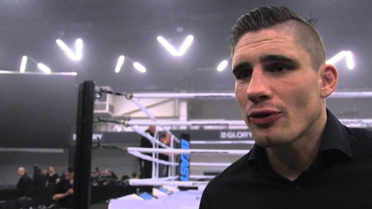 "GLORY Heavyweight Champ Rico Verhoeven on Badr Hari: ""You've Got to Beat the Best; That's Me"""