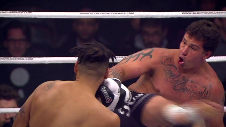 Guto Inocente Adds Demoreo Dennis to His Highlight Reel at GLORY 27 Chicago