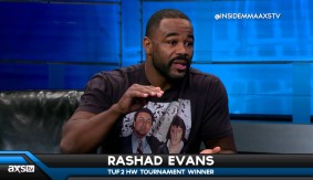 Inside MMA: Rashad Evans, Bas Rutten Discuss Conor McGregor & More