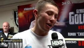 "Kieran Mulvaney 1-on-1 with Gennady Golovkin: ""Outside I'm Golovkin, Inside the Ring I'm Triple G"""