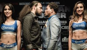 "Keith Thurman vs. Shawn Porter Press Conference Quotes & Photos – ""My Friend is About to Become My Enemy"""
