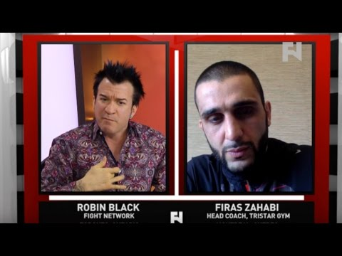 Robin's Breakdown w/ Firas Zahabi: UFC Tampa – Rashad Evans vs. Glover Teixeira