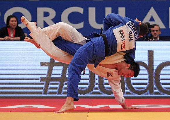 IJF Samsun Grand Prix 2016 Day 2 Recap & Photos